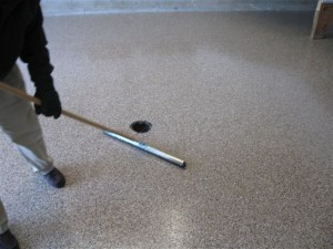 Floor Drains And Minnesota Garage Floor Coatings