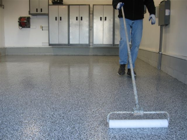 The ultra top coat for garage floor coatings - Best garage floor coating ...