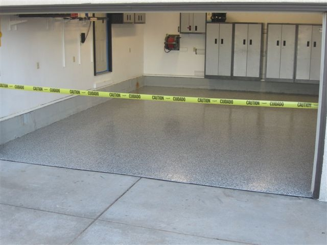 The Ultra Top Coat For Garage Floor Coatings